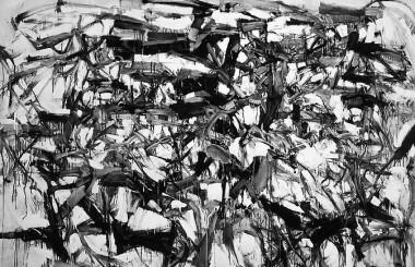 Robert Longo. Dessiner la peinture