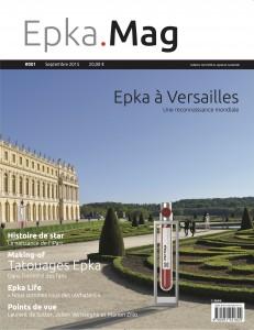 Epka à Versailles
