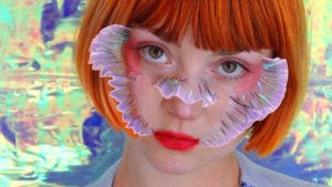 Festival Institut Français de la Mode : Le visage